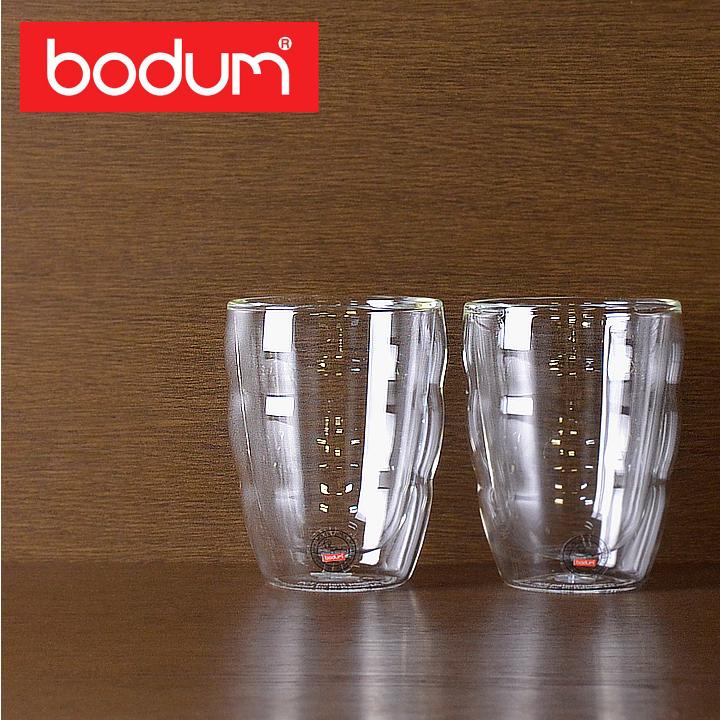 Bodum Pilatus Glass Double Wall Mlinprodukt D O O