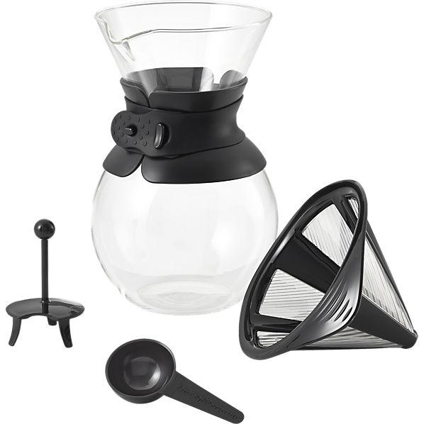 Bodum Pour Over Coffee Maker Dishwasher : BODUM / POUR OVER coffee maker with permanent filter 0,5 l MlinProdukt D.O.O.